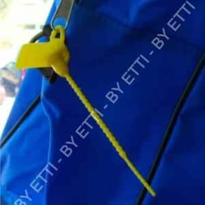 Application Pull Tight Plastic Miniseal On Nilo Bag