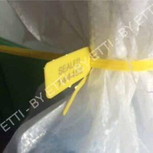 Pull Tite Plastic Security Seals CASTALIA LONG