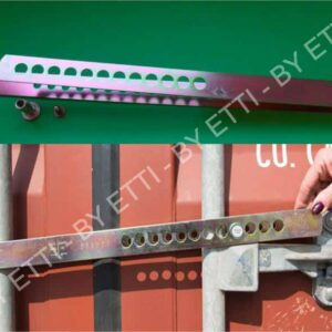 High Security Barrier Seals BRIAREO ISO 17712