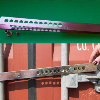 Barrier Seals Locking System