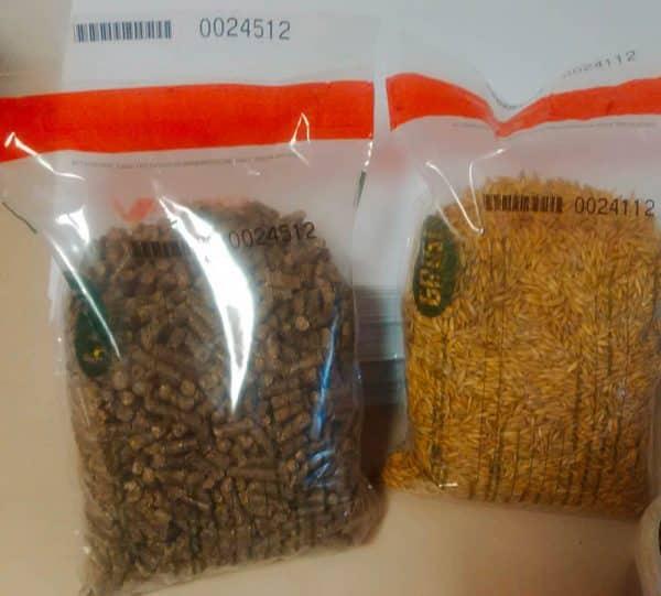 Sample Envelopes For Cereals And Seeds
