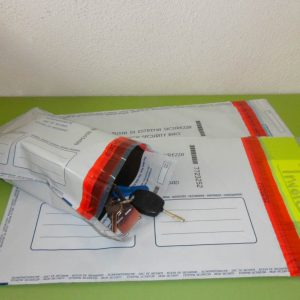 Tamper Evident Void Security Bags  Size Large