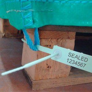 A Pull Tight Plastic Security Seals MERCURIUSFIFTY