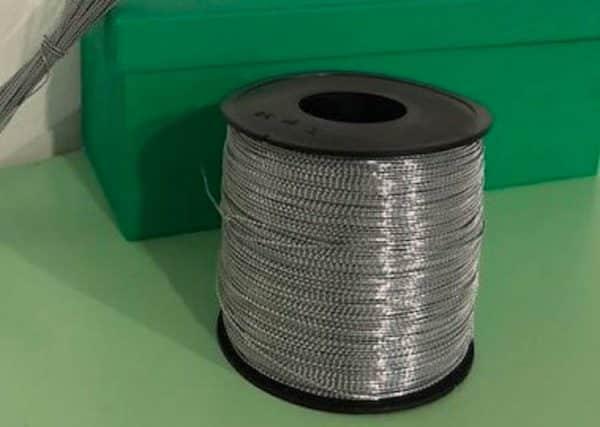 Galvanized Sealing Wire