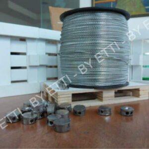 Galvanized Sealing  Wires
