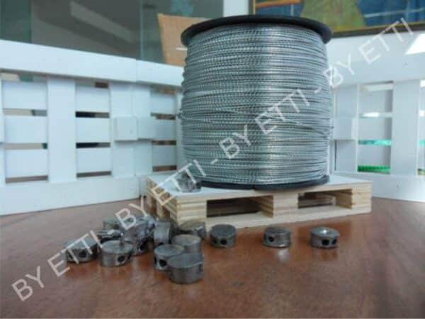 Galvanized Wire Coil 1kg