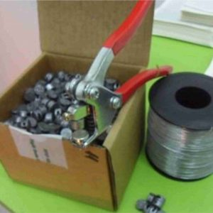 Kit Lead Press, Lead Seals And Sealing Wire