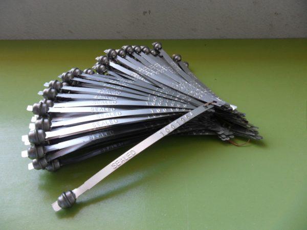 Metal Strapseal Globeseal