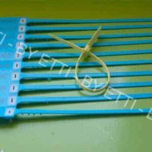 Pull Tight Plastic Strapseals AQUARIUS 30