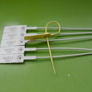 Pull Tite Plastic Security Seals MERCURIUS40