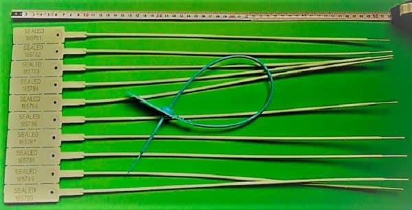Pull Tight.plastic Seals Mercurius50