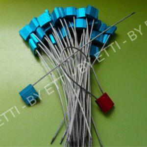 Cable Lock Seals Diam 2,5mm