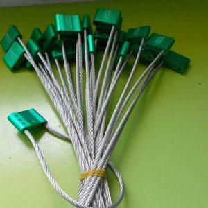 Cable Lock Seals Diam 3,5mm ISO 17712