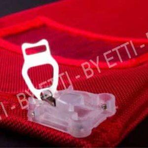 Zip Lock Seal Security Reusable Bag