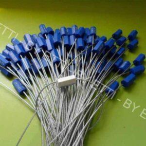 Hexagonal Cable Lock Seals  Diam 1,8mm