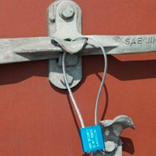 250 Mega Fortris MCLP180 Anti Tamper Mini Cable Lock Premium Security Seal Tag