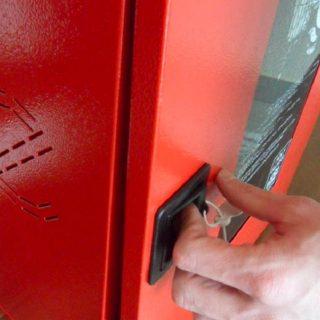 Opening Handle Hydrand Box