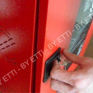 Plastic Security Seal For Fire Extinguishers