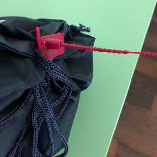 Pull Tight Miniseal On Bag