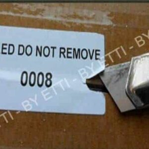 Ultra Destructible Security Label