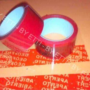 Void Adhesive Tape