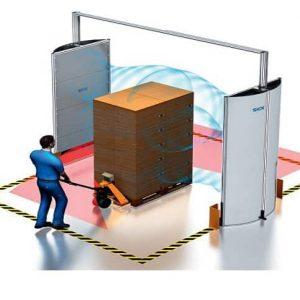 Portique UHF RFID