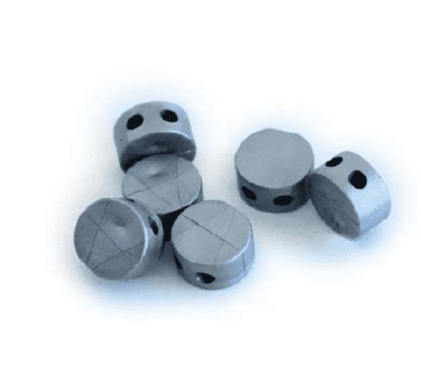 Plastic Lead Seals Small