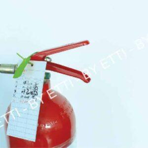 Fire-extinguisher Plastic Seals RAFFAELLO