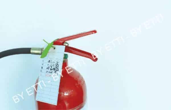 Fire Extinguisher Plasti Seals