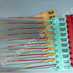 Ultra Thin Plastic Seals With Metal Insert CANALETTO SHORT