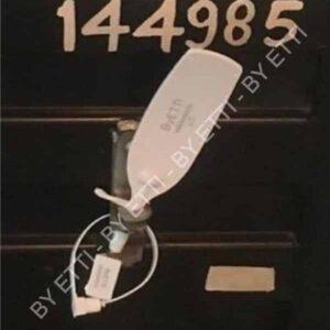 UHF RFID Bolt Lock High Security Seal TINTORETTO