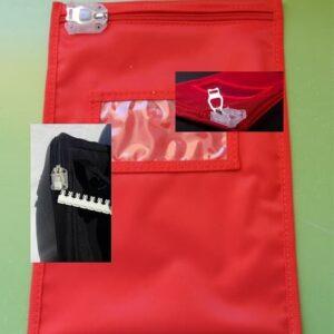 Bolsa De Seguridad Sellable Arno Bag