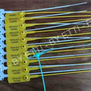 Plastic Seals With Metal Insert 30 Cm Short GIOTTO